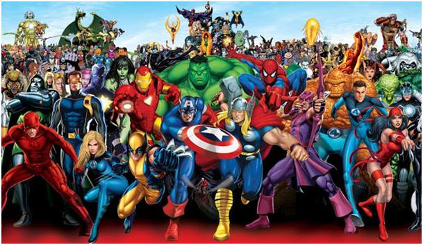 Süper Kahramanlar Bilimi (California Üniversitesi)