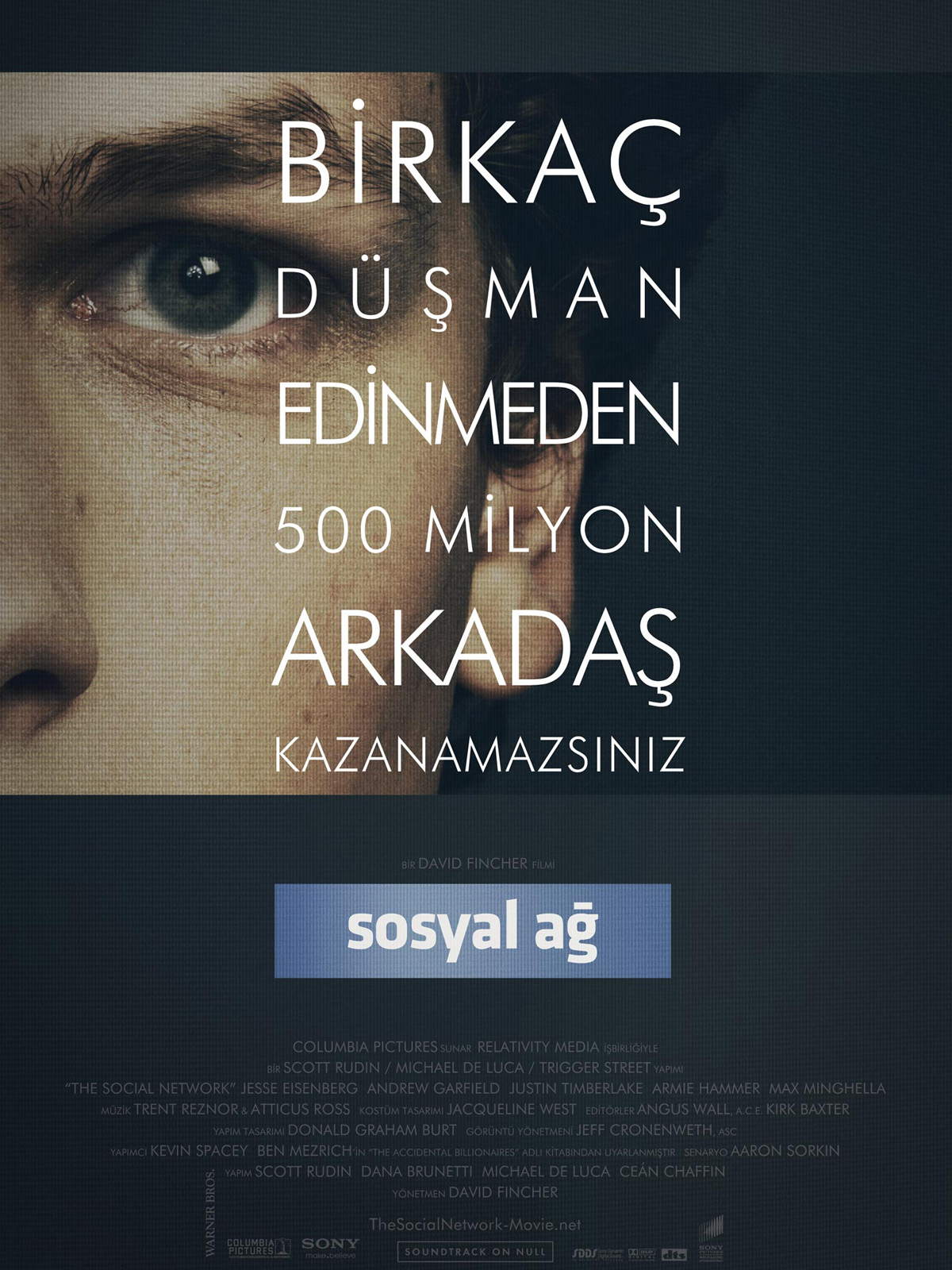 Sosyal Ağ/The Social Network