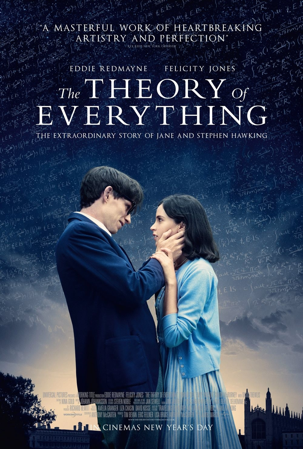 Her Şeyin Teorisi/The Theory of Everything