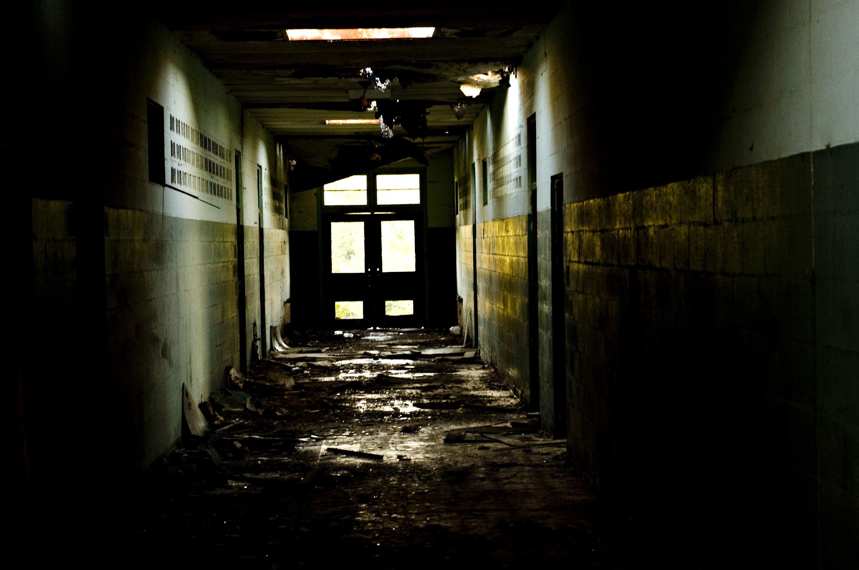 Картинки школа это ужасов