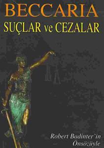 Cesare Beccaria-Suçlar ve Cezalar Hakkında