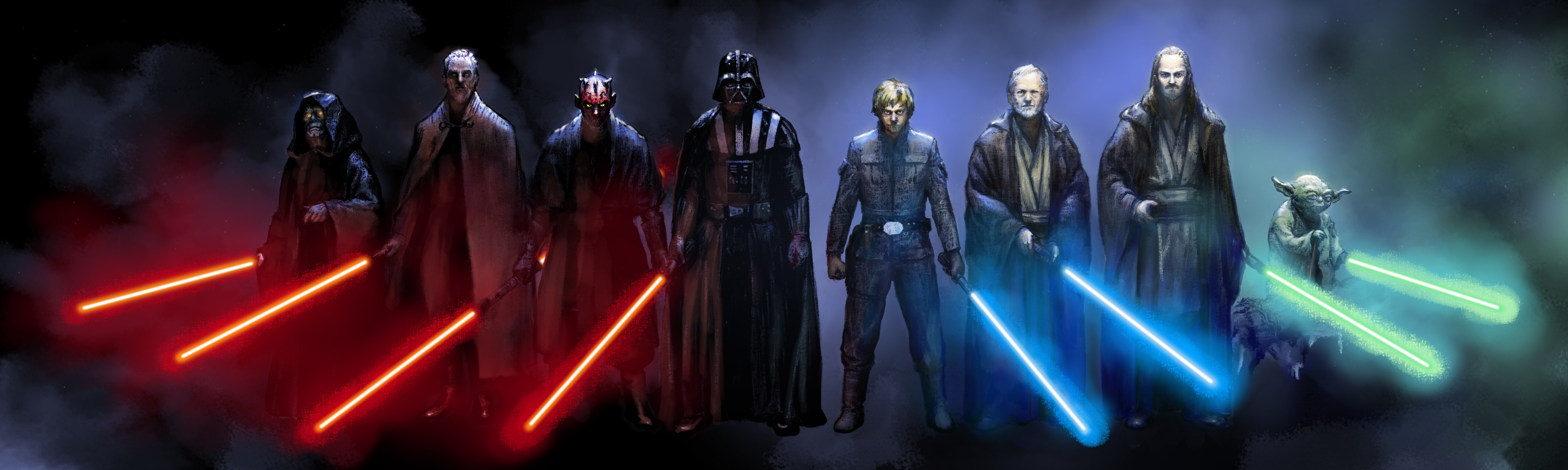 dark side vs light side - univerlist