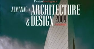 DesignIntelligence Almanac of Architect & Design 2009