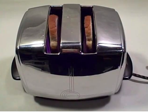"""How would you test a toaster?"""